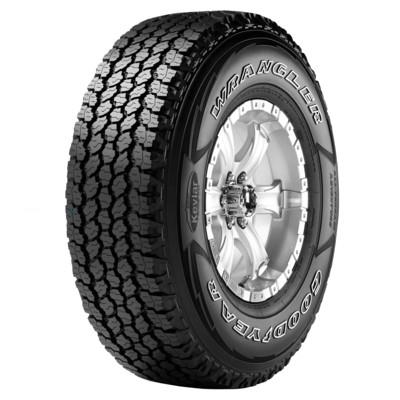 GoodYear Wrangler All-Terrain Adventure With Kevlar  31/10,5R15 109R